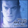 "febobe: Screencap of Elrond from the Lord of the Rings film, captioned with text from ""Dante's Prayer"" (ElrondDante)"