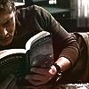 denyce: (SPN: Dean reading)