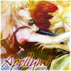 "apollymi: Bakura & Kaiba fanart commission, text reads ""Apollymi"" (Mag7**Vasquez/Faraday: Faded memories)"