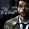 denyce: (SPN: Cas- is excited)