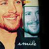 denyce: (CW rps: Jensen smile)