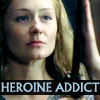 mercutia: Eowyn holding a sword. (Heroine Addict)