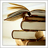 miramira: book stack (Default)