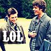 denyce: (SPN: Sam/Dean LOL)