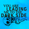 "miramira: Dark Mark, ""You are leading me to the Dark side."" (leading me to the dark side)"