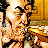 bonstrosity: Emo!Drunken!Hobo Supes (Watchmen - N & R)