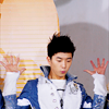 jaebeom: wooyoung being a dork (: (only you)