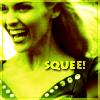 bonstrosity: Callisto say squee! (Xena - SQUEE)