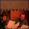 tesserae: john, rodney, paperwork (Paperwork)