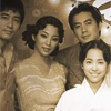 skygiants: the main cast of Capital Scandal smiling in a black-and-white photo (children of the revolution)