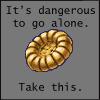 2terrible2kiss: (PW - Its dangerous to go alone. take thi)