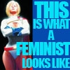 mechanicaljewel: ([Power Girl] Feminism bitch)