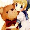 micronation: (giant teddy bear)