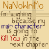 katstales: (NaNo-Kill u nxt Chapter)