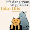 sola: (its dangerous)