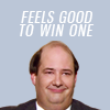 heyuwiththeface: (nice to win one kevin)