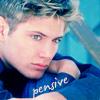 denyce: (CW rps: Jensen pensive)