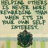 amadeo: (Self Interest)