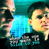denyce: (SGA: Lorne/McKay: when the one you want)