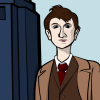 arjache: (ten, doctor, doctor who, tardis)