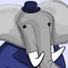 arjache: (elephant)