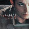 thefrozenheart: supernatural - dean winchester (spn -> dean - silent icon)