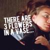 gypsy_sally: (DH/three flowers)