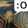 sqweakie: The Scream :O (the scream)