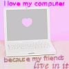 wolfpurplemoon: (love computer)
