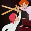 paintasmile: (Peter Pan Sword Fight)