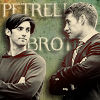 youngerpetrelli: (Petrelli Brothers)