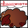 busaikko: a brown dreamsheep (* sheep - brown)