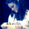 mharific: Adult Cosette reading letter, soft focus (lm - cosette)