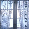 mharific: Sunlit window with lace curtains (misc - window)
