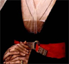 lost_carcosa: (Rogier van der Weyden, Unknown lady hands and belt)