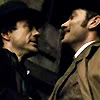 bradygirl_12: (holmes--watson (laughter))