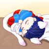 bradygirl_12: (chibi superman kitty (sleeping))