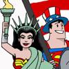 bradygirl_12: (superman--wonder woman (uncle sam & lady)