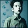 dragoneyes: Young Nino and cat paws (Nino)