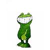 misscam: (Frog Grin)