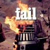 misscam: (Fail!Dalek)