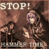 raphiael: (HAMMER TIME)