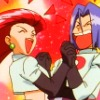 raphiael: (Team Rocket yaaaayyy)