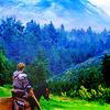 neptuneskisses: (merlin - arthur technicolour landscape)