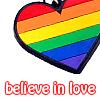 elebridith: (Rainbow - believe in love, Rainbow heart)