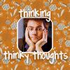 hisgirlfriday: (thinking)