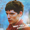 heleentje: (merlin awesome)