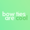 heleentje: (bow ties are cool)