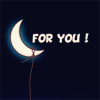 writing2death: (Random - Moon for You)