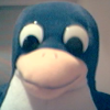 crunch: (penguin)